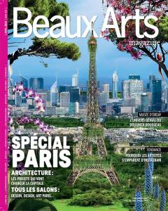 Beaux arts avril 2016